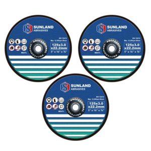 отрезные диски 125x3x22.2mm