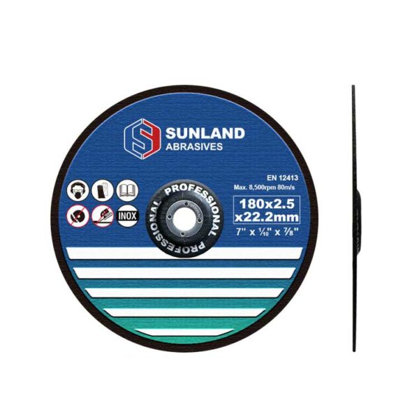 отрезные диски 180x2.5x22.2mm