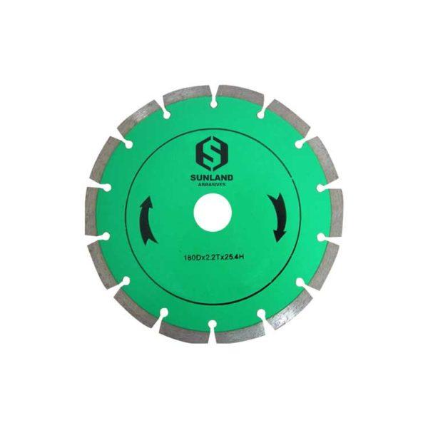 сегменты алмазные отрезные диски