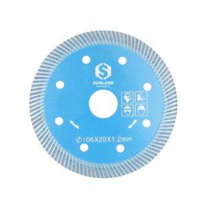 Sunland алмазные диски 106mm