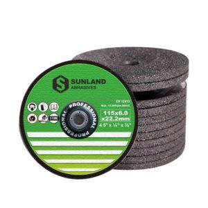 Sunland Шлифовальные дикси 115x6x22
