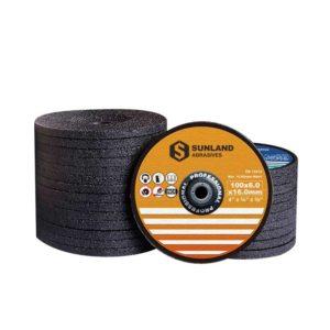 Sunland Шлифовальные круги 100x6x16mm